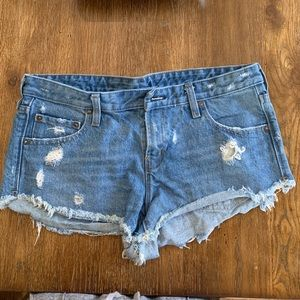 NEVER WORN BDG denim cutoffs